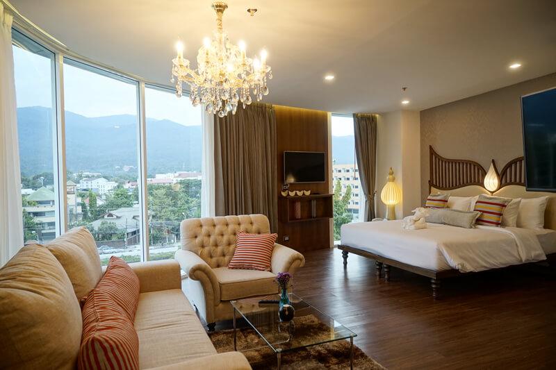 Premium Room - Baisiri Maya Hotel