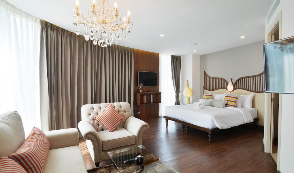 Premium Room - Baisirimaya Hotel